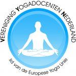 Sandrasana Heemstede lid van de Vereniging Yogadocenten Nederland